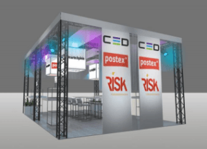 CED postex risk stand