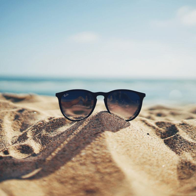 schade zonnebril indienen bij reisverzekeraar