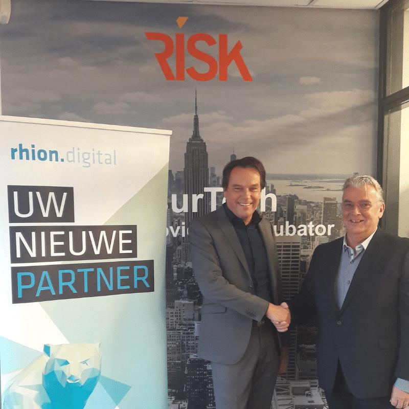 samenwerking rhion.digital en risk
