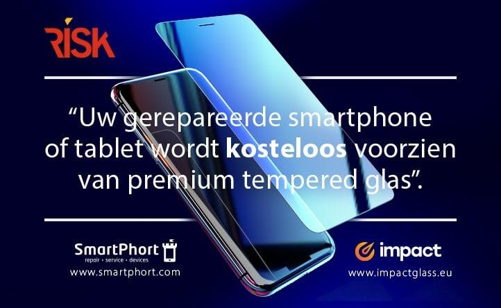 risk samenwerking smartphort